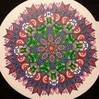 Mandala's & Lava (II) – Een begin