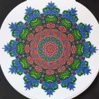 Mandala's & Lava (VIII) – Tegelijkertijden