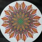 Mandala's & Lava (XXII) – Madame Magma