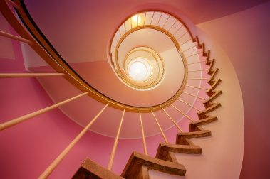 architecture-perspective-spiral-staircase-1102913