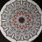 Mandala's & Lava (XIX) – Verbinding:UIT!