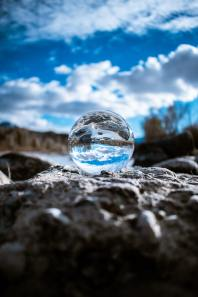 lensball-on-gray-stone-1721537